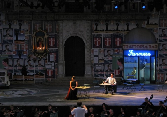 Tosca Act 2