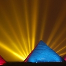 Orascom Telecom at the Pyramids