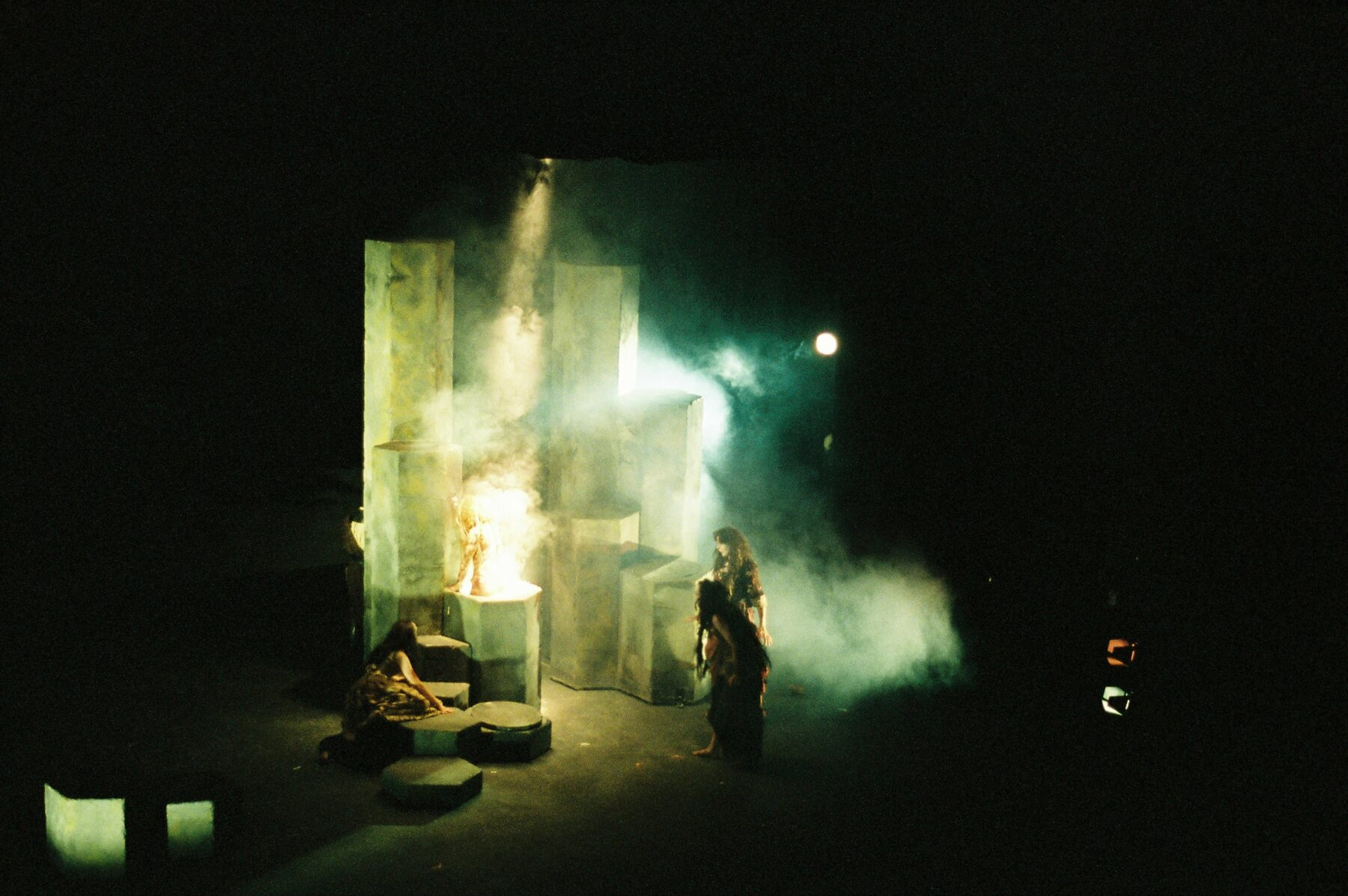 Macbeth, directed by Alan Stanford