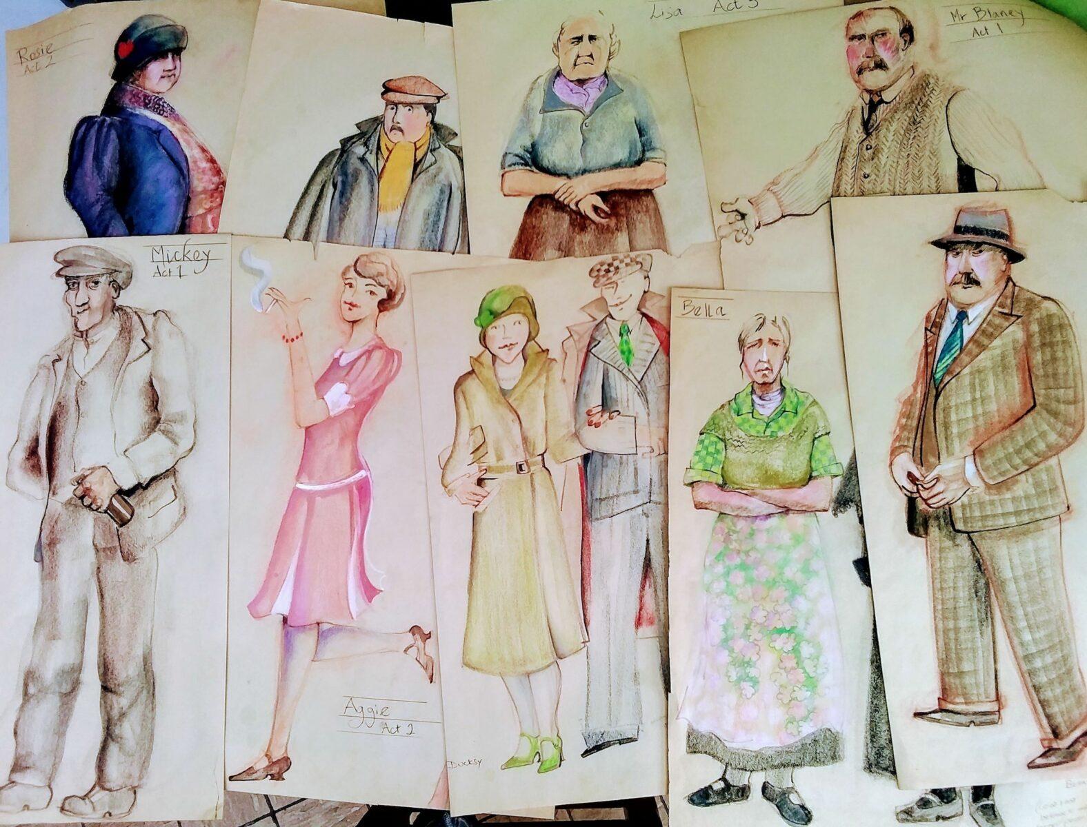 Mrs McConachy's Money, by Hugh Quinn, Lyric Theatre, Belfast