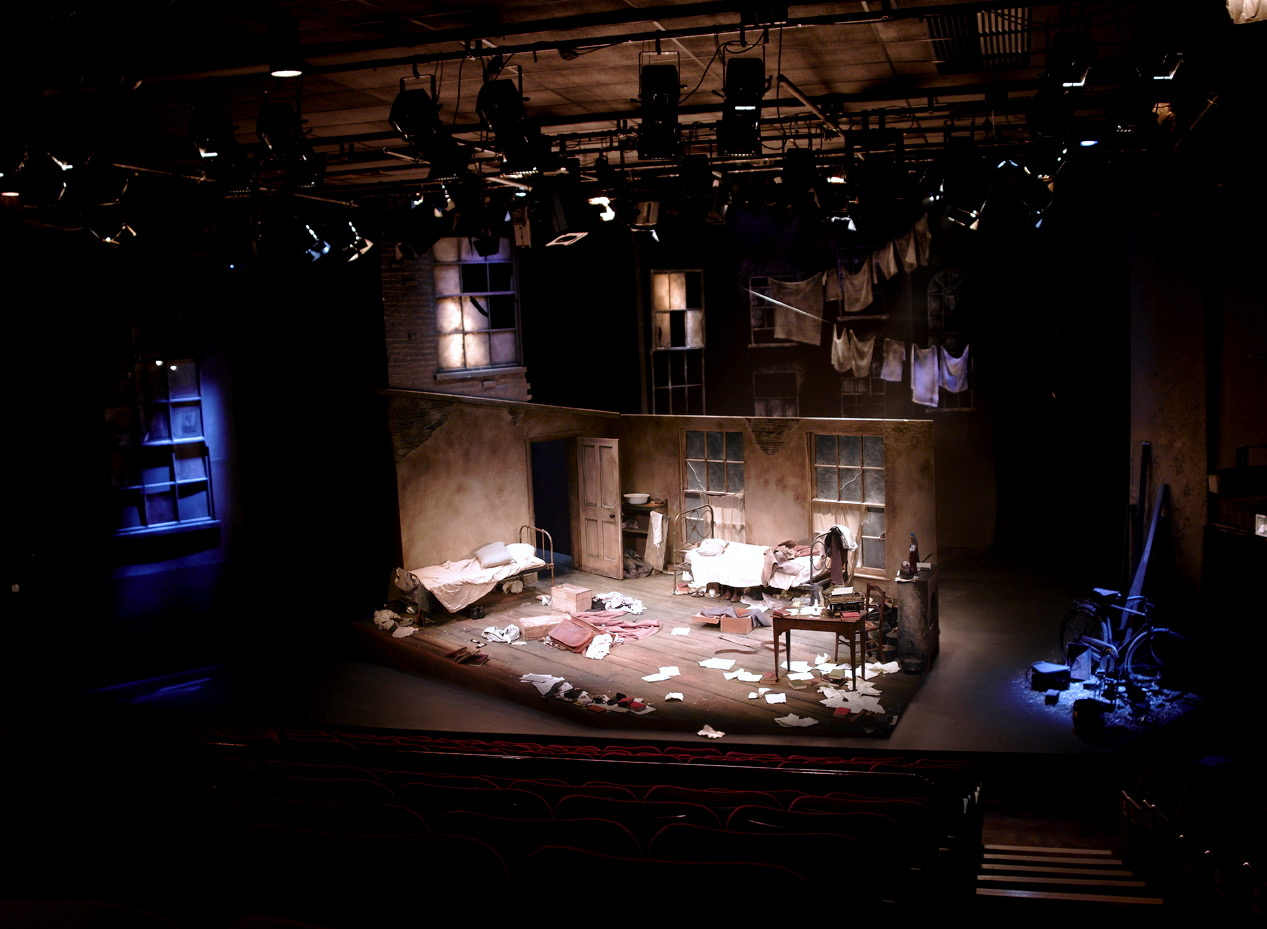 Shadow of a Gunman, by Seán O'Casey, directed by Fiona Buffini