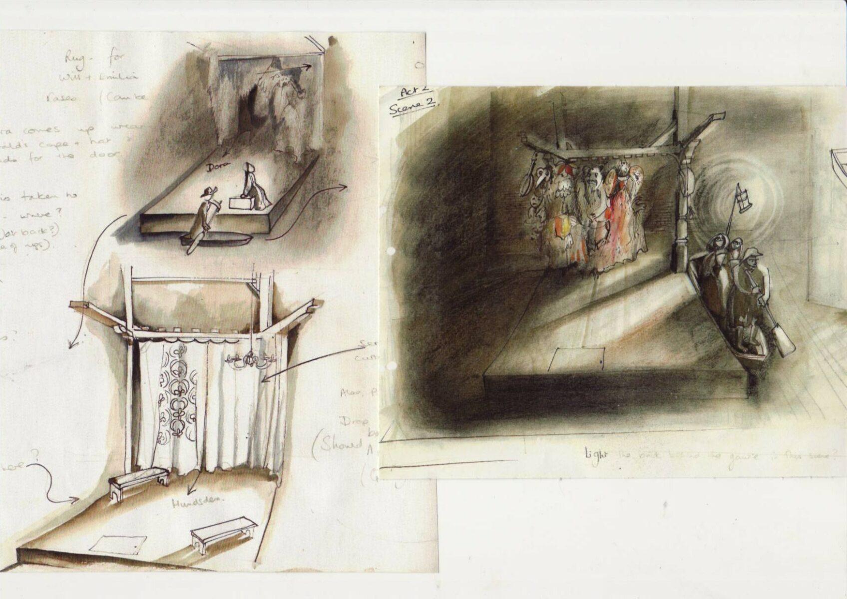 Dark Lady, by Karen Sunde, Irish National Theatre