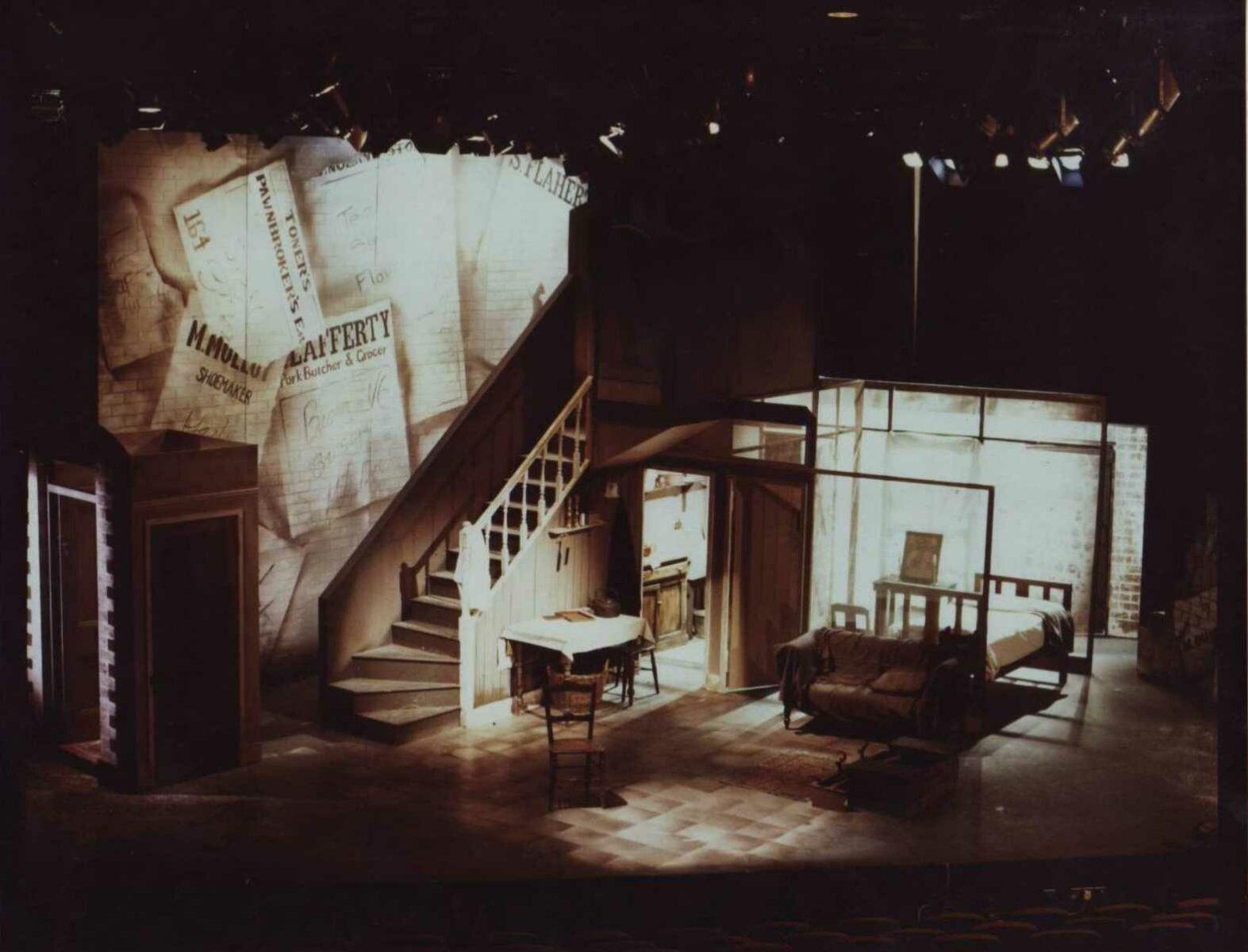Mrs McConachy's Money, Lyric Theatre, Belfast, directed by Patrick Sandford